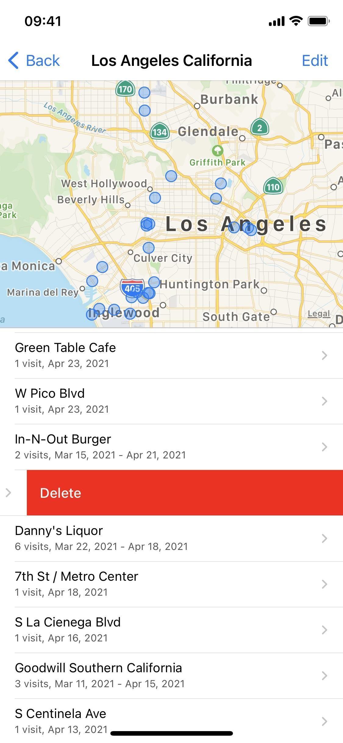 Votre iPhone utilise un tracker caché pour garder un œil sur vos emplacements récents et les plus visités - mais vous pouvez l'arrêter