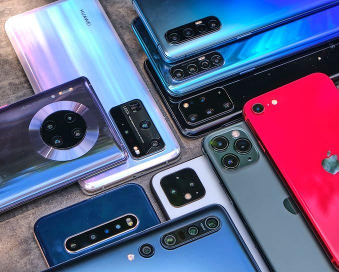 Les meilleurs téléphones Android 2021