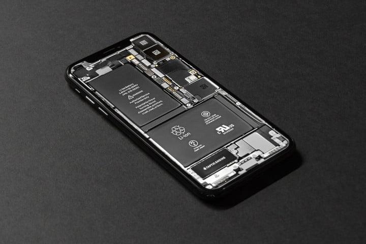 batterie intérieure android