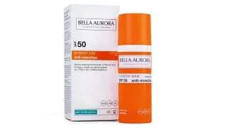 Les 5 meilleures crèmes solaires anti-imperfections - Bella Aurora