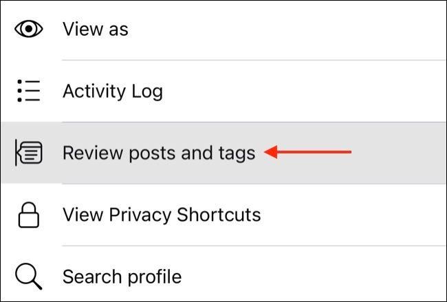 Consultez les publications Facebook sur mobile