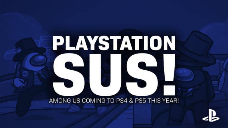 Among Us arrive sur PlayStation